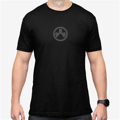 Magpul Icon Logo Cvc Tshirts Icon Logo Cvc Tshirt Xlarge Black