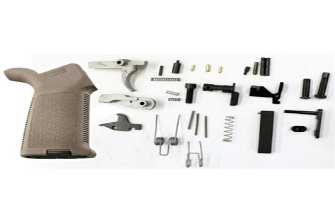 Magpul Lower Parts Kit Minus Trigger
