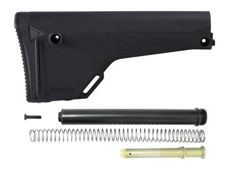 Magpul Lr308 Moe Rifle Stock W Dpms Buffer Assembly Kit