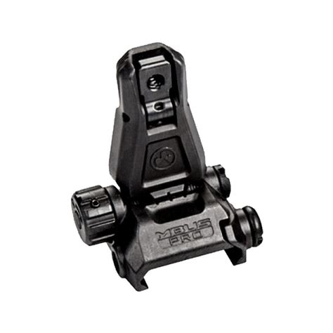 Magpul Mbus Small Aperture Distance