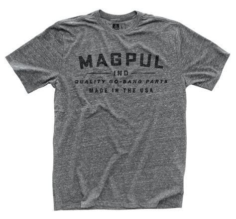 Magpul Megablend Go Bang Tshirts Megablend Go Bang Tshirt Athletic Heather Large