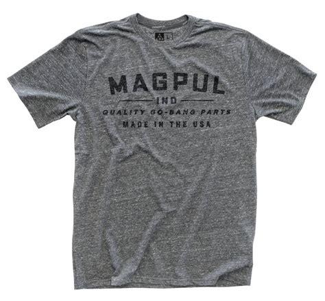 Magpul Megablend Go Bang Tshirts Megablend Go Bang Tshirt Athletic Heather Xlarge
