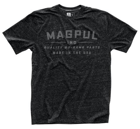 Magpul Megablend Go Bang Tshirts Megablend Go Bang Tshirt Charcoal Heather Large