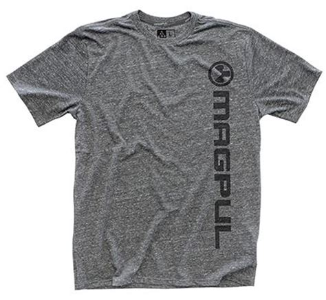 Magpul Megablend Icon Tshirts Megablend Icon Tshirt Athletic Heather 2x
