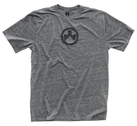 Magpul Megablend Icon Tshirts Megablend Icon Tshirt Athletic Heather Medium