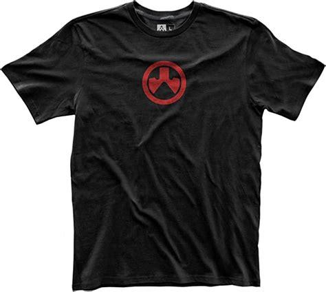 Magpul Mens Fine Cotton Icon Logo Tshirts Fine Cotton Icon Logo Tshirt Olive Small