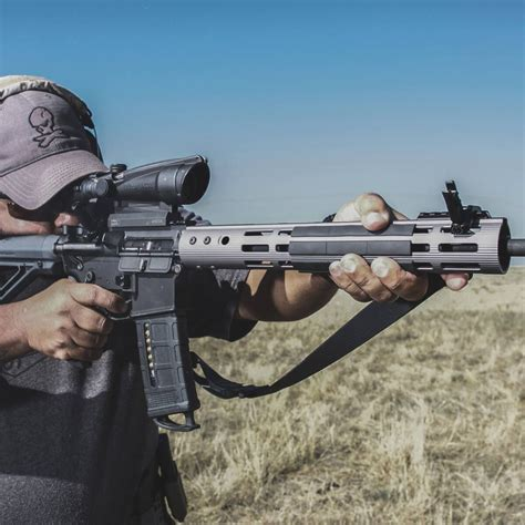 Magpul Mlok Rail Cover Type 1 Polymer Pack Of 2