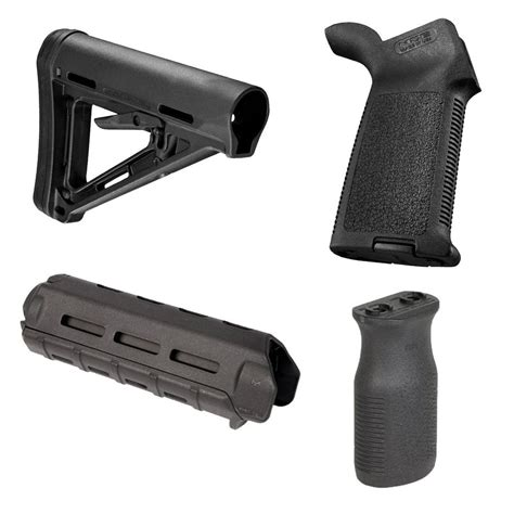 Magpul Moe Mlok Furniture Kit Ar 15 Parts At3 Tactical