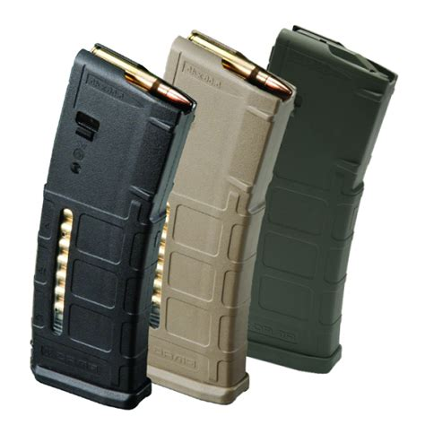 Magpul PMAG M2 MOE Window Mag AR-15 223 Remington 5