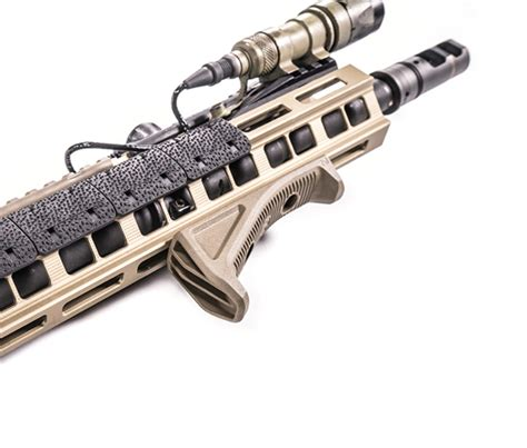 Magpul Pts Angled Fore Grip Afg Black