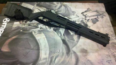 Magpul Short Barrel Shotgun