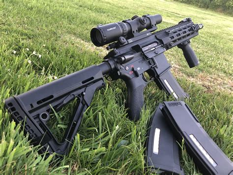 Magpul Stock For Hk416