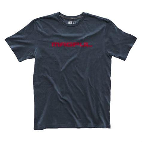 Magpul Superweight Standard Logo Tshirts Superweight Standard Logo Tshirt Navy Xlarge