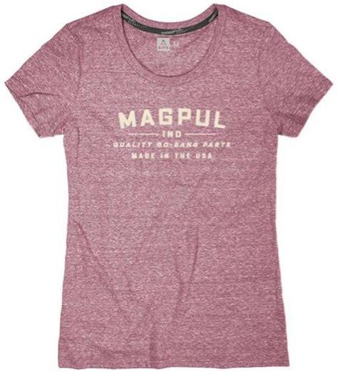 Magpul Womens Crew Neck Go Bang Tshirts Womens Crew Go Bang Tshirt Xl Athletic Heather