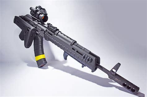 Magpul Zhukov Handguard - AK-47 74 - Black MAG586-BLK