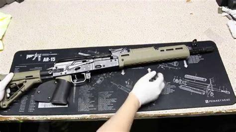 Magpul Zhukov Handguard Install