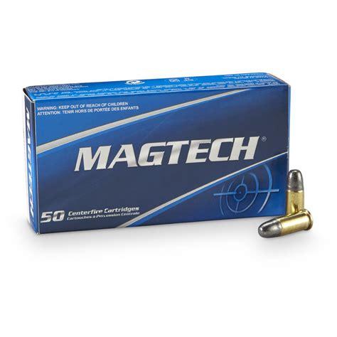 Magtech 38 Specialshort Lrn 125 Grain 50 Rounds