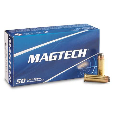 Magtech 44 Magnum SJSP 240 Grain 50 Rounds - 65590