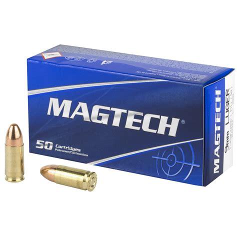 Magtech 9mm Ammo