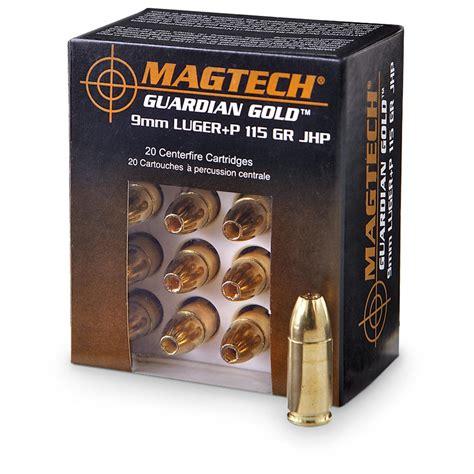Magtech 9mm Jhp Ammo Review