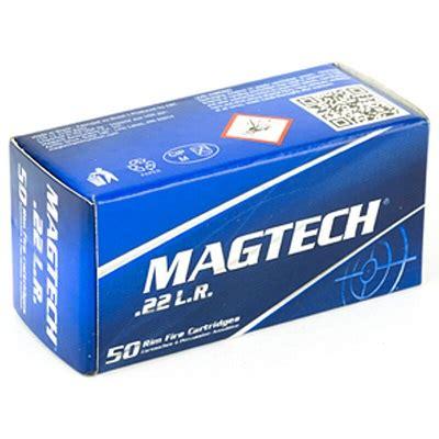 Magtech Ammunition Rifle Rimfire Pistol