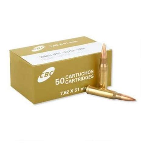 Magtech Cbc 308 168 Ammo Review