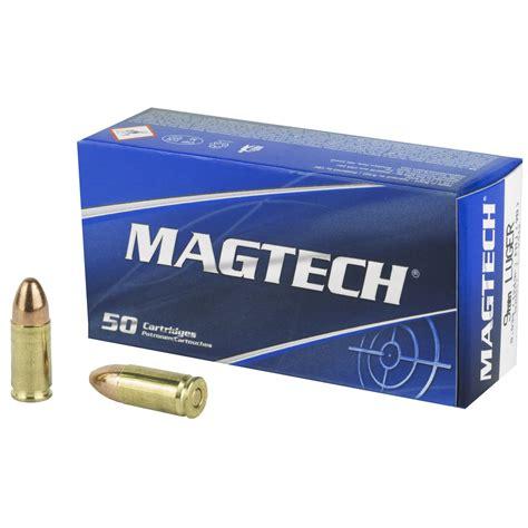 Magtech Sport 9mm Ammo 124 Grain