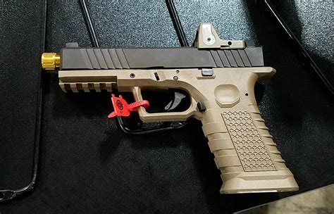 Magwell For Polymer 80 Glock 17