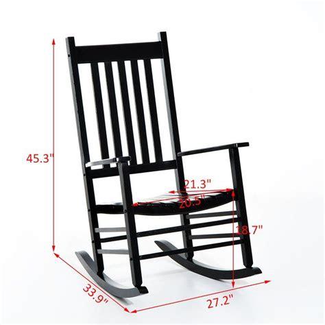 Mahone Porch Rocking Chair