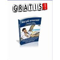 Mai pi emorroidi (tm): hemorrhoid no more (tm) in italian! coupon code