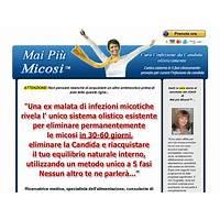Mai pi micosi (tm) : yeast infection no more (tm) in italian! secret codes