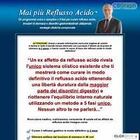 Mai pi reflusso acido (tm) : heartburn no more (tm) in italian! promo code