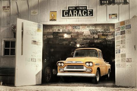 Main Street Garage Make Your Own Beautiful  HD Wallpapers, Images Over 1000+ [ralydesign.ml]