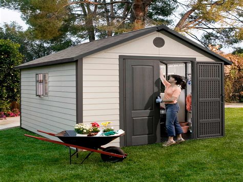 maintenance free garden sheds.aspx Image