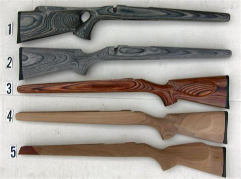 Make Your Own Laminated Rifle Stock