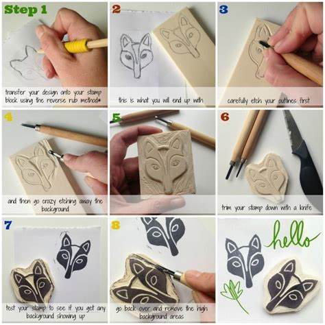 make your own stamper Image