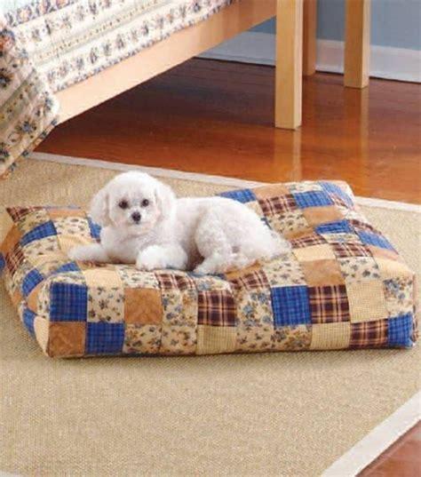 Make dog bed patterns Image