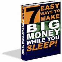Make easy money while you sleep scam?
