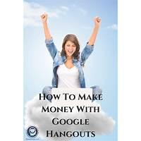 Make money doing webinars with google hangout on air tutorials