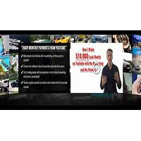 Discount make money from youtube with no filming, no marketing and no website!