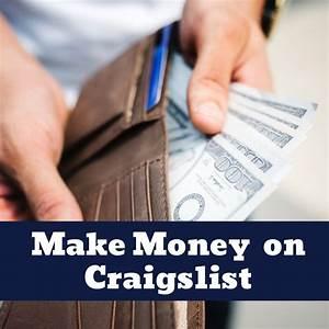 Make money on craigslist easy money with craigslisteasy money with craigslist tips