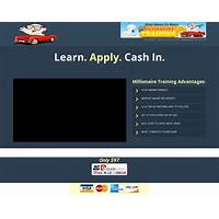 What is the best make money online millionaire training! multi media training course!?