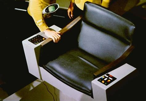 Make your own captains chair Image