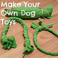 Make your own dog toys homemade dog toys cheap