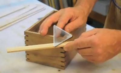 Making a small wooden box part 1 Image