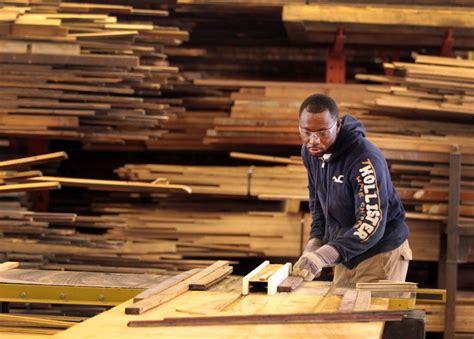 Making wood furniture Image