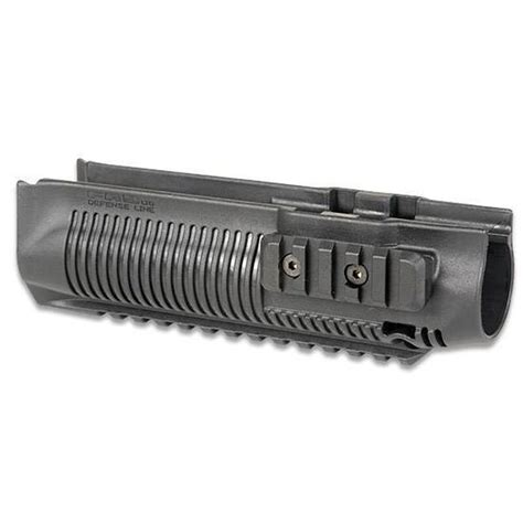 Mako Remington 870 Handguards With 3 Rails By The Mako