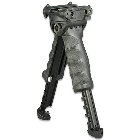 Mako Tactical Foregrip With Integrated Adjustable Bipod