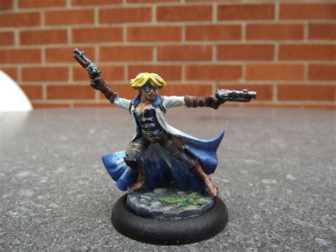 Malifaux Female Gunsmith