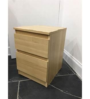 Malm Bedside Cabinet Ikea